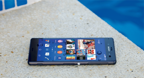 sony Ascend P7